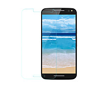 cheap -Screen Protector Motorola for Moto G3 Tempered Glass 1 pc Front Screen Protector 2.5D Curved edge 9H Hardness High Definition (HD)