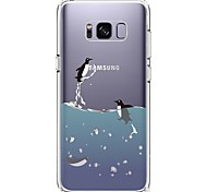 Case For Samsung Galaxy S8 Plus S8 Ultra-thin Transparent Pattern Back Cover Animal Soft TPU for S8 S8 Plus S7 edge S7 S6 edge plus S6