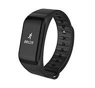 cheap -Smart Bracelet Calories Burned Pedometers Distance Tracking Call Reminder Blood Pressure Measurement Touchscreen Pedometer Fitness