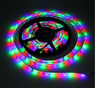 cheap -RGB Strip Lights 300 LEDs RGB Cuttable Color-Changing Self-adhesive DC 5V DC5