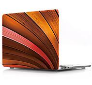 """Недорогие -MacBook Кейс для Полосы / волосы Поликарбонат Новый MacBook Pro 15"""" Новый MacBook Pro 13"""" MacBook Pro, 15 дюймов MacBook Air, 13 дюймов"""