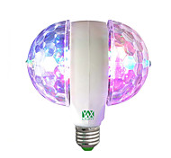cheap -YWXLIGHT® 1pc 6W 400lm E27 LED Globe Bulbs 6 LED Beads High Power LED Decorative RGB 85-265V