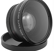 Wide Macro Angle Lens 52 MM 0.45X for HDV-C2 Camcorder 1080p Digital Camera
