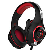 cheap -GM-1 3.5mm Game Gaming Headphone Headset Earphone Headband with Microphone LED Light for PS4/XBOX ONE/PC/IPhone