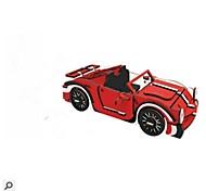 Набор для творчества 3D пазлы Пазлы Пазлы и логические игры Игрушки Автомобиль 3D Другое Мода Для детской Горячая распродажа Классика
