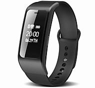 0.96 Inch Smart Bracelet IP68 30 Rice Water Proof Long Standby Calories Burned Pedometers Sports Heart Rate Monitor for Ios&Android