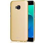для корпуса крышка ультратонкая задняя крышка корпус сплошной цвет твердый ПК для asus asus zenfone 4 selfie zd552kl asus zenfone 4 max