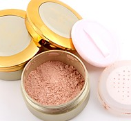 3 Powder Concealer/Contour Dry Matte Mineral Loose powder Whitening Oil-control Long Lasting Face