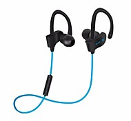 S4 In Ear Neck Band Wireless Headphones Dynamic Plastic Sport & Fitness Earphone with Microphone with Volume Control Headset