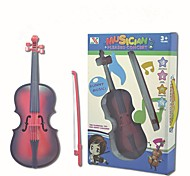 cheap -Violin Toy Musical Instrument Toys Fun Musical Instruments Classic Pieces Children's Unisex Gift