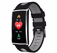 cheap -YY N68 Men's Woman Color Smart Bracelet Step By Step Multi-Sport Mode Heart Rate Blood Pressure Waterproof for IOS And Android Phone