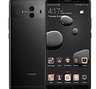 Недорогие -Защитная плёнка для экрана Huawei для Mate 10 PET 1 ед. Защитная пленка для экрана и задней панели Антибликовое покрытие Против
