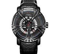 Men's Casual Watch Sport Watch Fashion Watch Dress Watch Wrist watch Unique Creative Watch Japanese Quartz Calendar / date / day