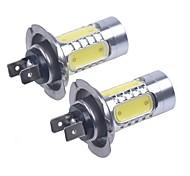 Недорогие -Светодиодная лампа Противотуманные фары Для Универсальный Универсальный Универсальный свет автомобиля
