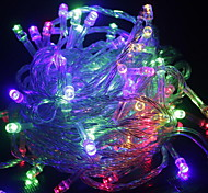 cheap -lights indoor outdoor decoration 10M 100 leds Led String Lights US EU AU plug fairy Lights