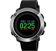 cheap -Men's Sport Watch Wrist watch Unique Creative Watch Japanese Digital Alarm Calendar / date / day Chronograph Water Resistant / Water