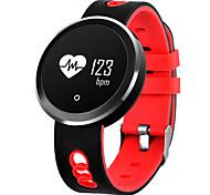 Недорогие -Умный браслет Bluetooth Израсходовано калорий Педометры Сенсорный дисплей Напоминание о звонке Импульсный трекер Педометр Датчик для