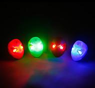 Недорогие -Задняя подсветка на велосипед Светодиодная лампа Велоспорт Портативные Анти-шоковая защита Лазер Люмен USB Велосипедный спорт