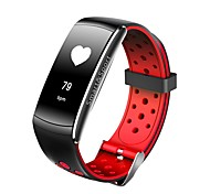 abordables -Bracelet à puce Z11 for Android 4.4 / iOS Bluetooth / Ecran Tactile / Compteurs de Calories Traqueur de pouls / Podomètre / Moniteur
