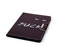 cheap -Case For Apple iPad Mini 4 iPad Mini 3/2/1 iPad 4/3/2 iPad Air 2 iPad Air iPad Air 2 iPad mini 4 Card Holder Wallet with Stand Full Body