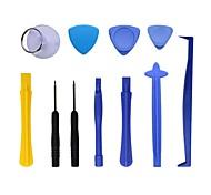 Недорогие -11pcs / lot пластичный spudger pry инструмент раскрытия инструмента ремонта мобильного телефона для набора инструментов iphone samsung