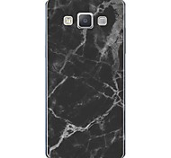 cheap -Case For Samsung Galaxy A7(2017) Pattern Back Cover Marble Soft TPU for A3(2017) A5(2017) A7(2017) A7(2016) A5(2016) A8