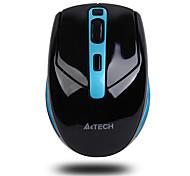 a4tech g11-580fx офисная беспроводная мышь 2.4g micro usb 4 ключа 2000dpi
