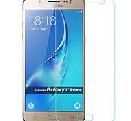 abordables -Protector de pantalla Samsung Galaxy para J7 Prime Vidrio Templado 2 pcs Protector de Pantalla Frontal Ultra Delgado Borde Curvado 2.5D