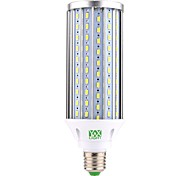 economico -YWXLIGHT® 1pc 60W 5900-6000lm E26 / E27 LED a pannocchia T 160 Perline LED SMD 5730 Decorativo Luce LED Luce fredda 85-265V