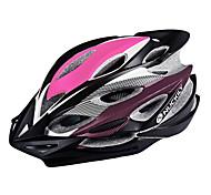 Недорогие -Мотоциклетный шлем Велоспорт 22 Вентиляционные клапаны Регулируется Экстремальный вид спорта One Piece Горные Город Ультралегкий (UL)