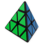 cheap -Rubik's Cube QI YI Pyramid Smooth Speed Cube Magic Cube Puzzle Cube Smooth Sticker Triangle Gift Unisex