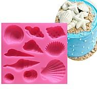 Недорогие -Формы для пирожных конфеты Для Cookie Для торта Cupcake Печенье силикагель Своими руками День Благодарения День Святого Валентина День