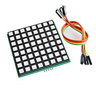 Недорогие -малина pi 3/2 / b вела полноцветный точечный матричный малиновый пирог 3 8 * 8