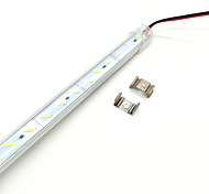 cheap -50cm SMD-8020 650-725LM Warm White / Cool White Light LED Strip Lamp (12V)