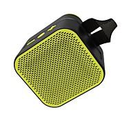 Недорогие -NR1017 Speaker На открытом воздухе Bluetooth-динамик Bluetooth 4.1 Аудио (3,5 мм) Зеленый Черный Желтый Красный Синий