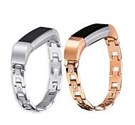 Недорогие -Ремешок для часов для Fitbit Alta HR Fitbit Alta Fitbit Современная застежка Нержавеющая сталь Повязка на запястье