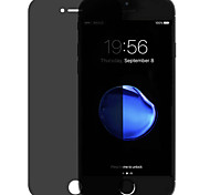 Недорогие -Защитная плёнка для экрана Apple для iPhone 7 Закаленное стекло 1 ед. Защитная пленка на всё устройство Anti-Spy Уровень защиты 9H
