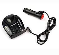 Недорогие -автомобильный детектор анти-полицейский радар-детектор english russian e09 для автомобилей с ограничением скорости радар-детектор