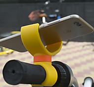 Недорогие -держатель подставки для мобильного телефона для велосипедов, регулируемая подставка для мобильного телефона, пряжка типа прочный силиконовый держатель