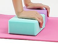 cheap -Yoga Blocks Odor Free Eco-friendly Non Toxic EVA (1/8 inch) 3.5 mm for