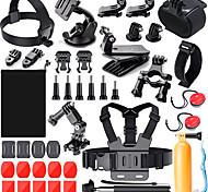 Недорогие -Экшн камера / Спортивная камера На открытом воздухе Защита от царапин Складной С компактным кабелем Защита от удара Для Экшн камера Gopro