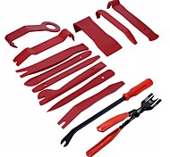cheap -ZIQIAO 13 PCS Plastic Car Auto Door Interior Trim Removal Panel Clip Pry Open Bar Tool Kit High Quality Hand Tools Set