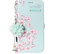 cheap -Case For Samsung Galaxy J7 (2017) J5 (2017) Card Holder with Stand Flip Pattern DIY Full Body Cases Flower Hard PU Leather for J7 (2017)