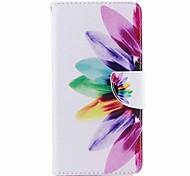 Недорогие -Кейс для Назначение Huawei Honor V8 Huawei Honor 5C Huawei Huawei Mate 8 P8 Lite (2017) Mate 10 Бумажник для карт Кошелек со стендом Флип