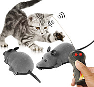cheap -Remote Control Animal Toy Mouse Pet Friendly Animals No Harm To Dogs or other Pets Gift All