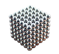 Недорогие -Магнитные игрушки Неодимовый магнит Магнитные шарики 216 Куски 3mm Игрушки Магнит Металл Магнитный Сфера Цилиндрическая Рождество