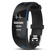 economico -Intelligente Guarda Calorie bruciate Contapassi Controllo APP Misurazione della pressione sanguigna Pulse Tracker Pedometro Localizzatore