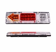 cheap -ZIQIAO Tail Light For universal General Motors car light