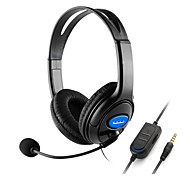 cheap -Wired Game Headset Bass Stereo for PS4 and Xbox one and phone and PC