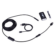 Недорогие -Объектив для мобильного телефона Borescope эндоскоп Змеиная камера IP68 WIFI Твердый Ноутбук Android-планшет Телефон на Android